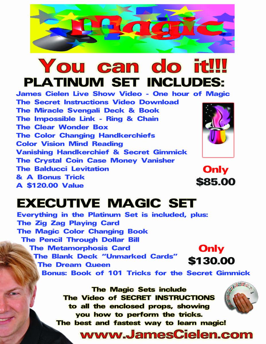 Executive Set